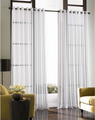 Ft Blends Window Curtain Pack, 84 In Curtains
