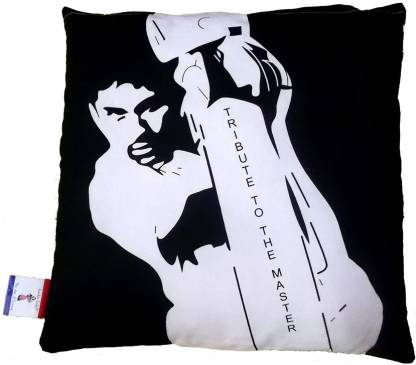 London Lady Printed Cushions Cover