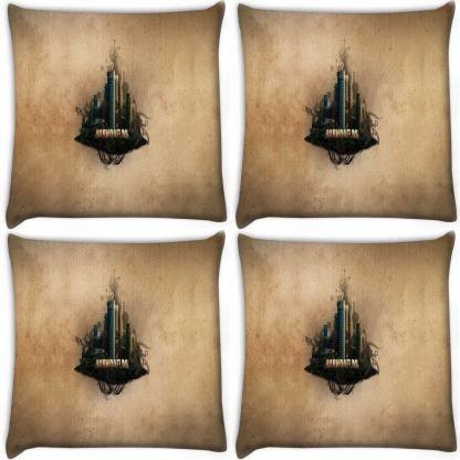 SNOOGG Printed Cushions Cover