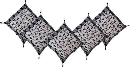 eCraftIndia Polka Cushions Cover