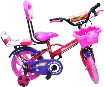 Taaza Garam Kids Double Seat Cycle 10 T Recreation Cycle