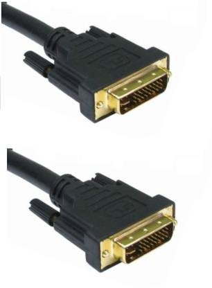 TECHGEAR 5M Dvi Cable Dual Link Dvi Lead 24 5 29 Pin Monitor Laptop 5 m DVI Cable