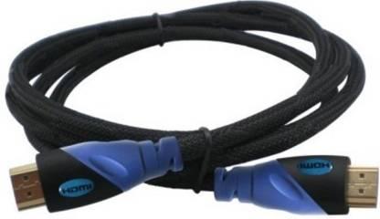 HashTag Glam 4 Gadgets HT HDMI NYLON BREADED 1.5M 1.5 m HDMI Cable