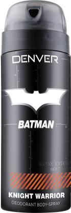 DENVER Batman Knight Warrior Deo 150 Ml Deodorant Spray  -  For Men
