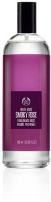 THE BODY SHOP White Musk Smoky Rose Body Mist  -  For Women