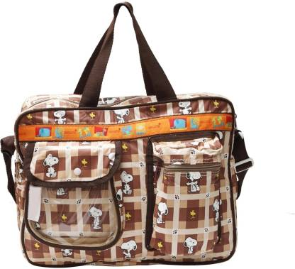 Bazaar Pirates Mother's Bag Cum Luggage Utility Diaper Bag