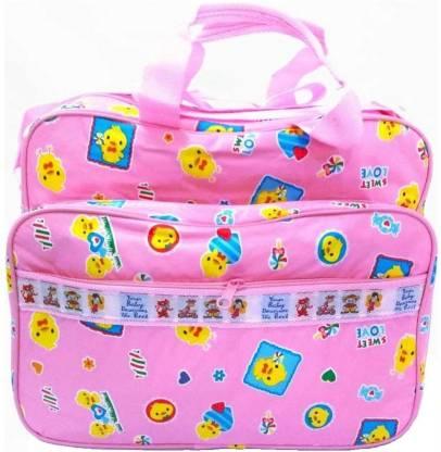 Rachna Diaper / Mother- Multi Utility 02 Nursery Bag