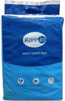 Karein Adult Underpads Adult Diapers - L