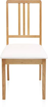 @home by Nilkamal Mainland Solid Wood Dining Chair