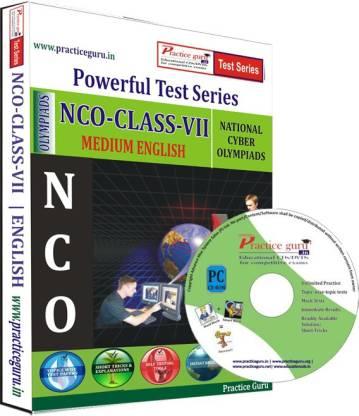 Practice guru NCO Class 7 Test Series