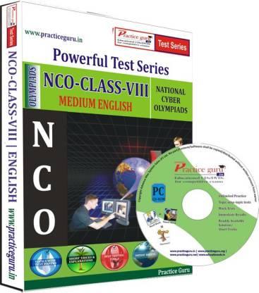 Practice guru NCO Class 8 Test Series