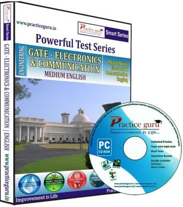 Practice guru GATE - Electronics & Communication Engineering