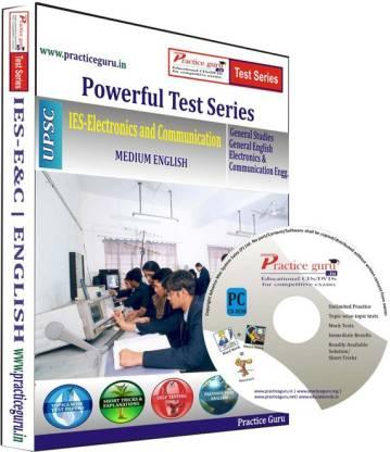 Practice guru IES - Electronics & Communication Test Series