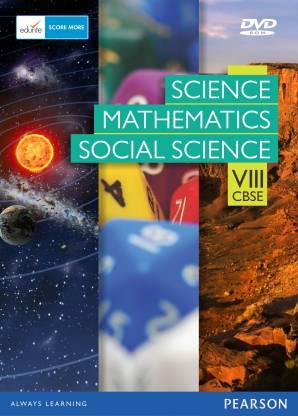 Edurite CBSE Class 8 Combo (Science,Maths,Social Science)