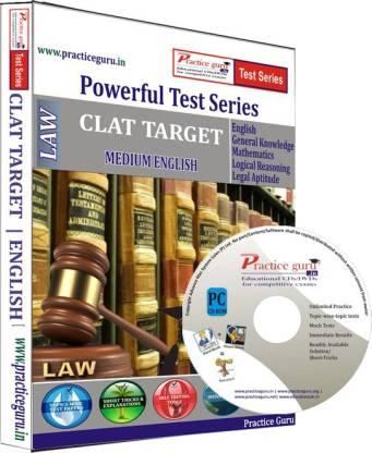 Practice guru CLAT Target Test Series