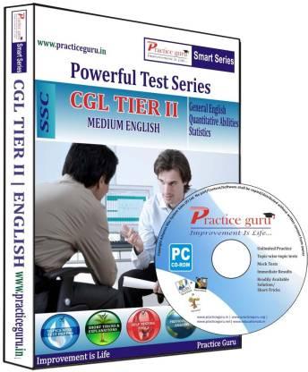 Practice guru CGL Tier II (English)