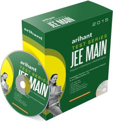 ARIHANT Test Series JEE Main - 2015