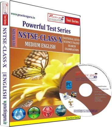 Practice guru NSTSE Class 10 Test Series