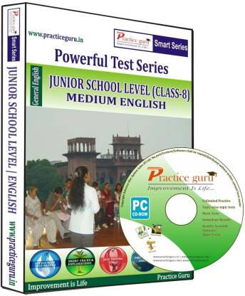 Practice guru Junior School Level (Class 8+)