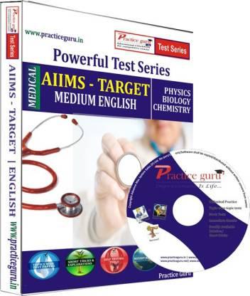 Practice guru AIIMS Target Test Series