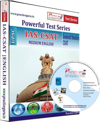 Practice guru IAS-CSAT Test Series
