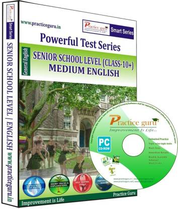 Practice guru Senior School Level (Class 10+)