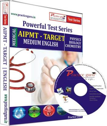Practice guru AIPMT Target Test Series