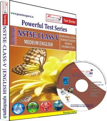 Practice guru NSTSE Class 5 Test Series