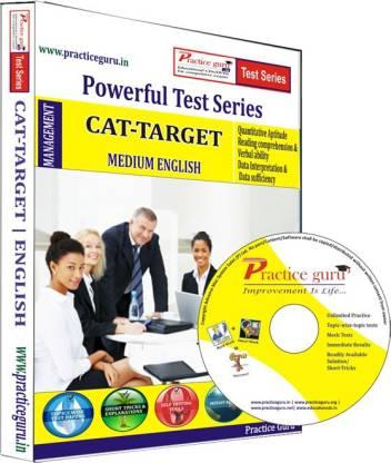 Practice guru CAT Target Test Series