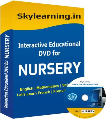 Skylearning.In All in One Combo For Class Nursery