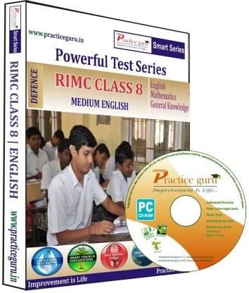 Practice guru RIMC Class 8
