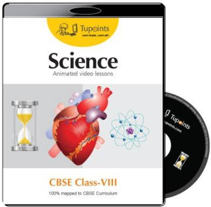 Tupoints CBSE VIII Science Animated video lessons