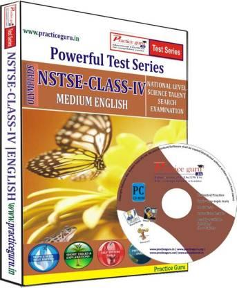 Practice guru NSTSE Class 4 Test Series