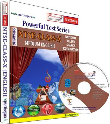 Practice guru NTSE Class 10 Test Series