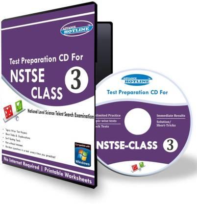 Advance Hotline NSTSE Class 3