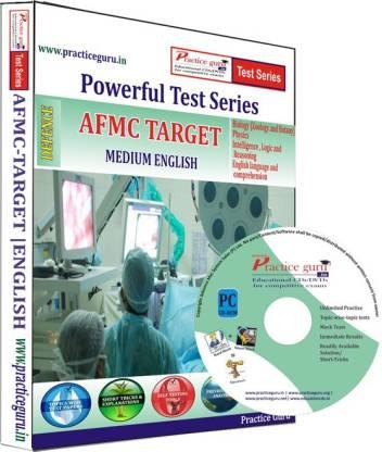 Practice guru AFMC Target Test Series