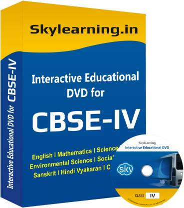 Skylearning.In All in One Combo for Class 4