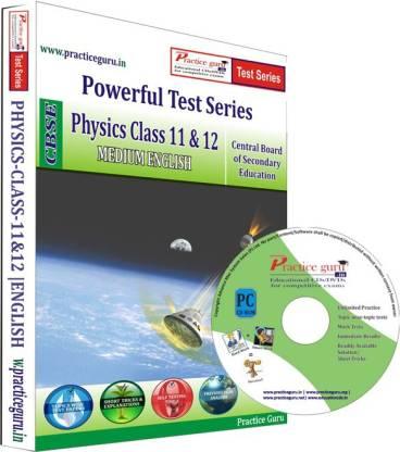Practice guru Physics Class 11 & 12 Test Series