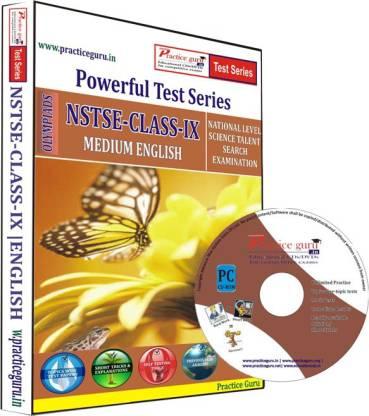 Practice guru NSTSE Class 9 Test Series