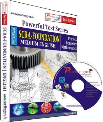 Practice guru SCRA Foundation Test Series
