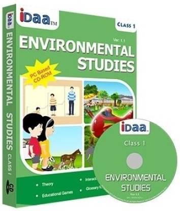 iDaa Environmental Studies (Class - 1)