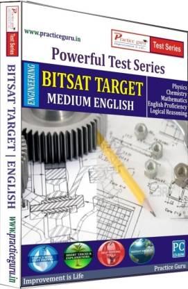 Practice guru Powerful Test Series BITSAT - Target Medium English