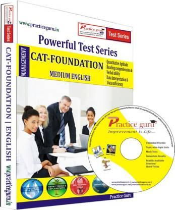 Practice guru CAT Foundation Test Series