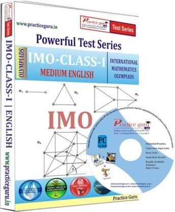 Practice guru IMO Class 1 Test Series