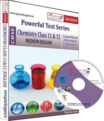 Practice guru Chemistry Class 11 & 12 Test Series