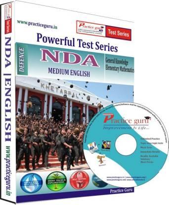 Practice guru NDA Test Series