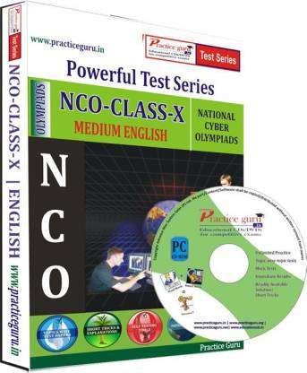 Practice guru NCO Class 10 Test Series