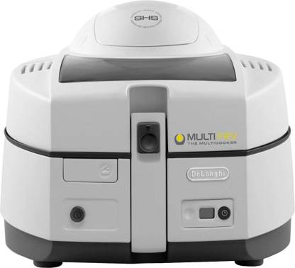 DeLonghi FH 1130 Electric Rice Cooker with Steaming Feature