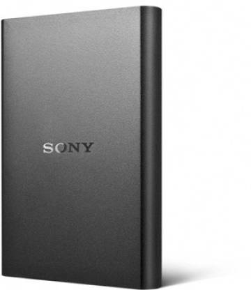 SONY 1 TB Wired External Hard Disk Drive