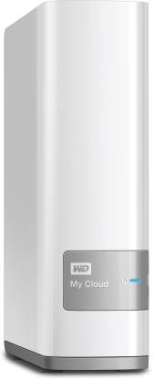 WD My Cloud 2 TB Wired External Hard Disk Drive